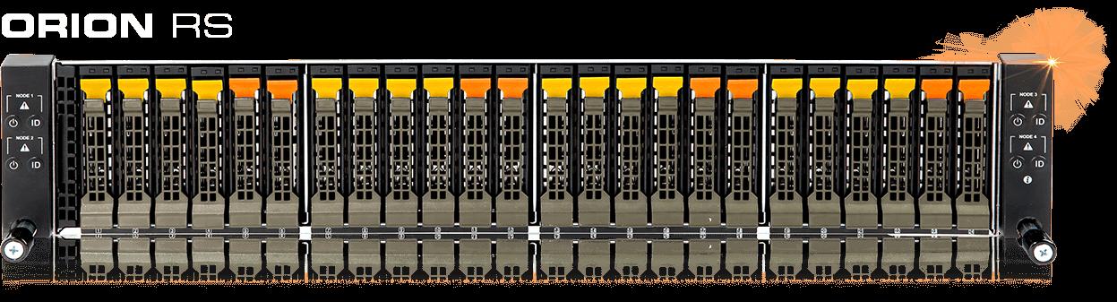 CIARA ORION RS Rack Servers