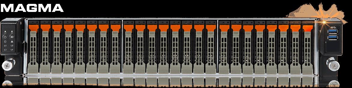 CIARA MAGMA Storage Servers