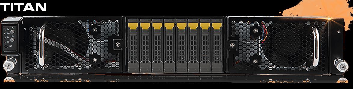 CIARA TITAN GPU Computing Servers
