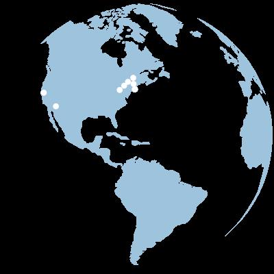 global maps_americas