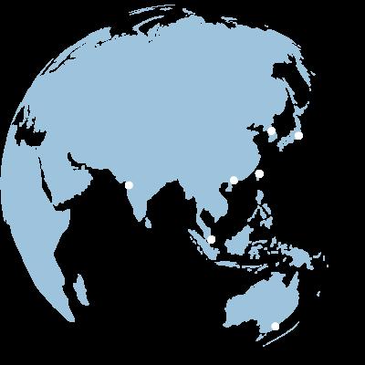 global maps_asia