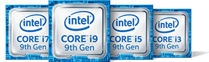 9th Generation Intel Core Processor Family