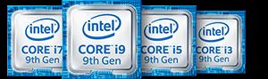 9th Generation Intel Core Processor Family