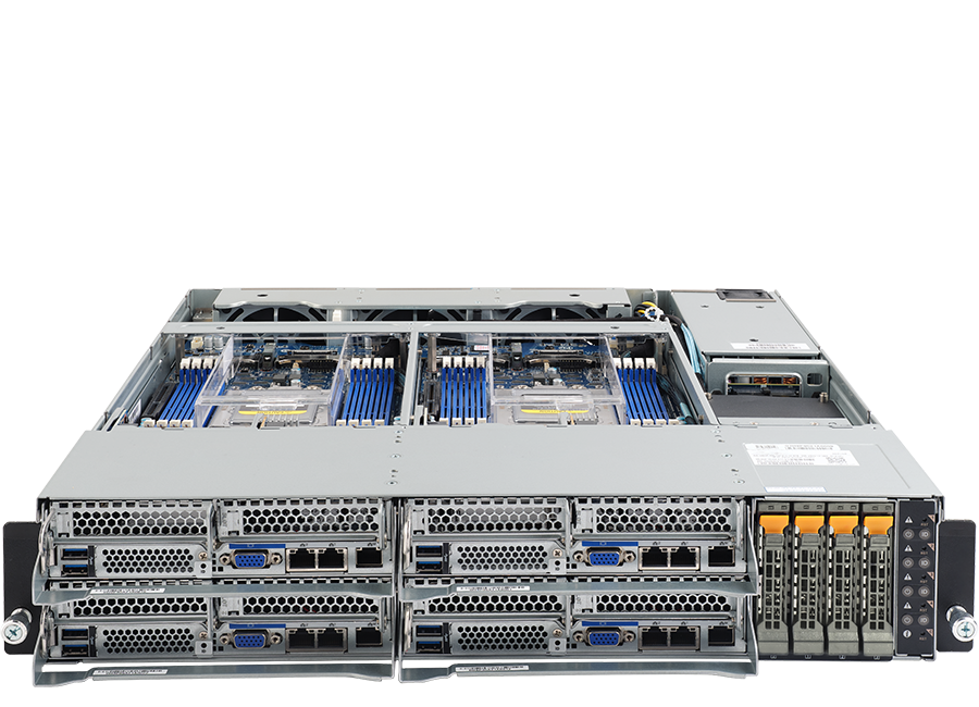 ORION RS320AQF-G5 Rack Server