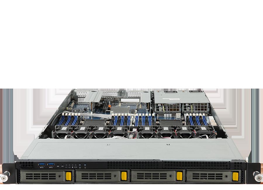 ORION RS510-G4 Rack Server