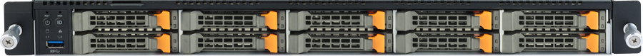 ORION RS610-G4 Rack Server