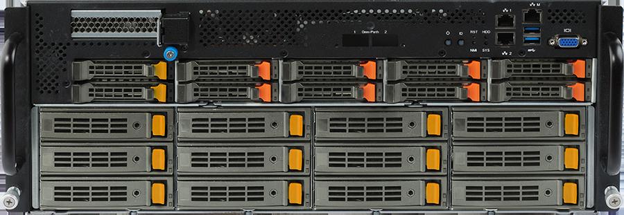TITAN 4210A-G5 GPU Computing Server