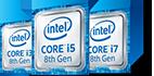 8th Generation Intel Core Processor Family