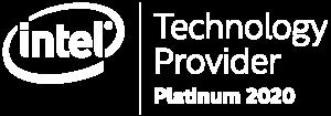 Intel Technology Provider Platinum 2020