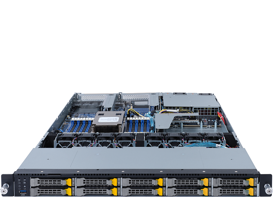 ORION RS315U-G5C-10M2G Rack Server