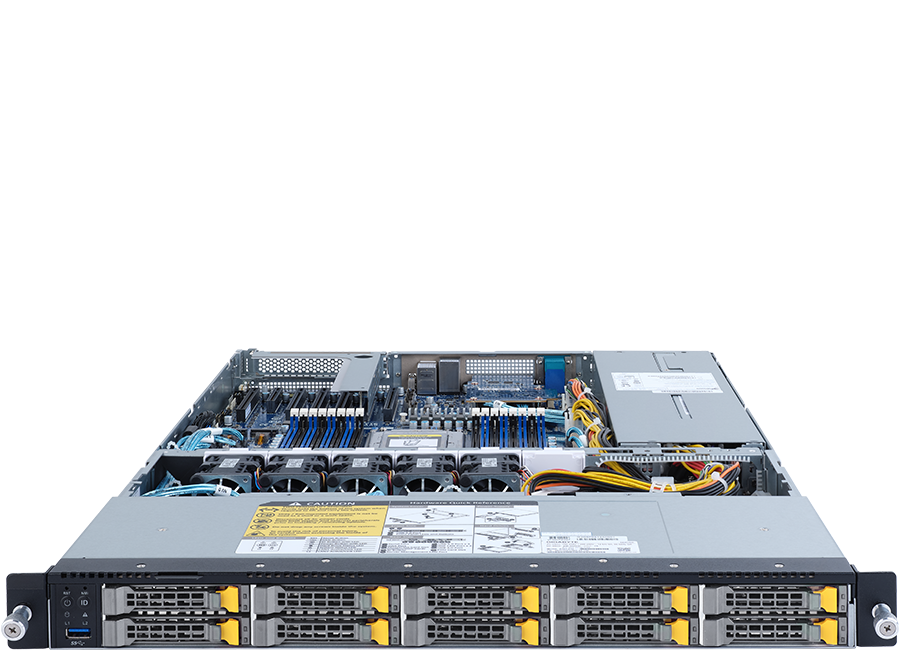 ORION RS315U-G5C-10T2G Rack Server