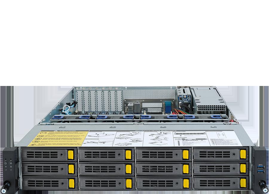 ORION RS525U-G5C-12S2G Rack Server