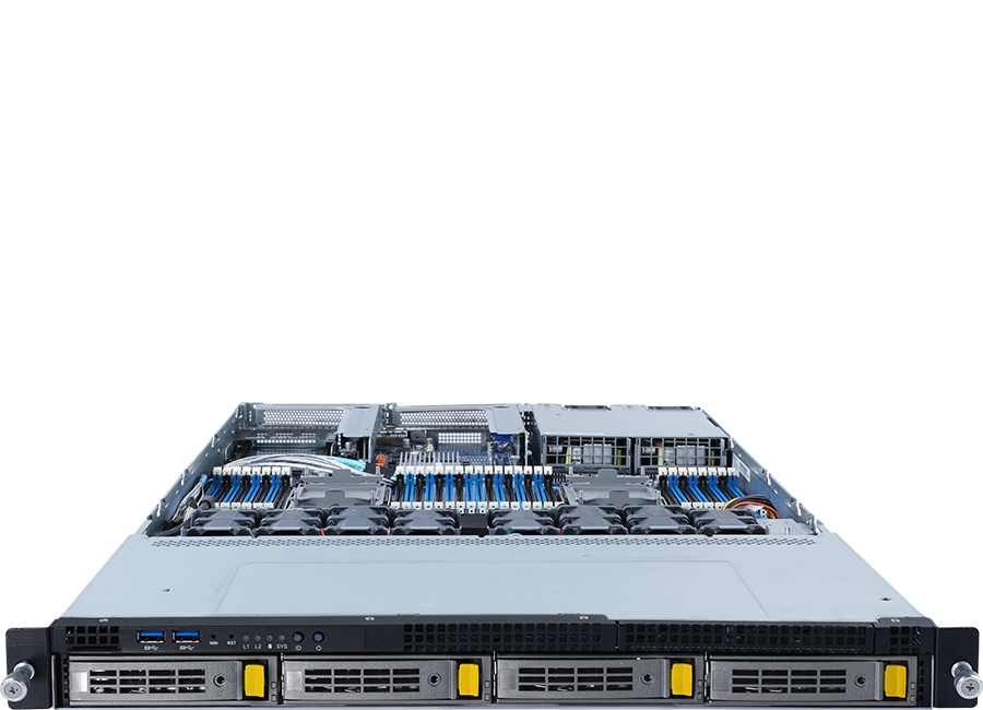ORION RS510D-G5-04S2G Rack Server