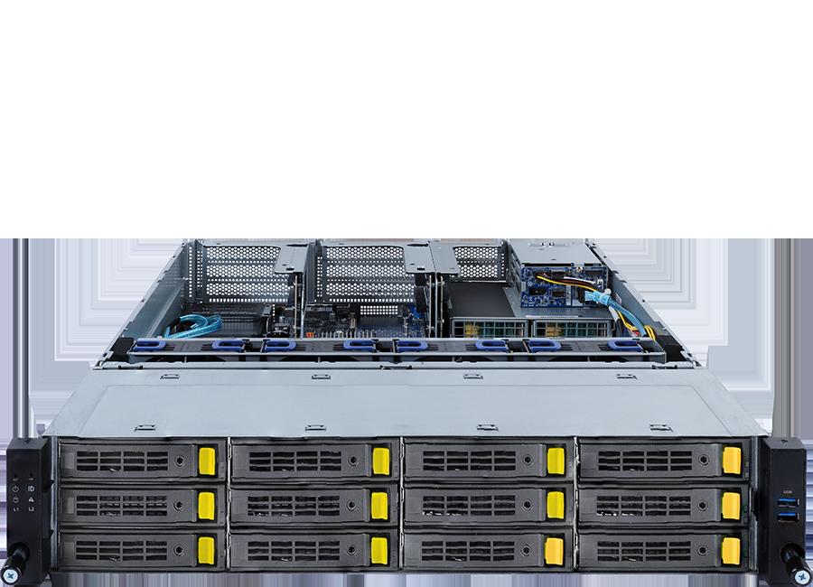 ORION RS520D-G5-12M2G Rack Server