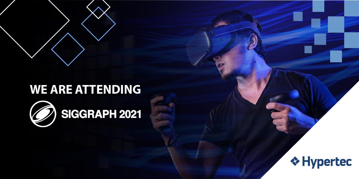 SIGGRAPH 2021 Virtual